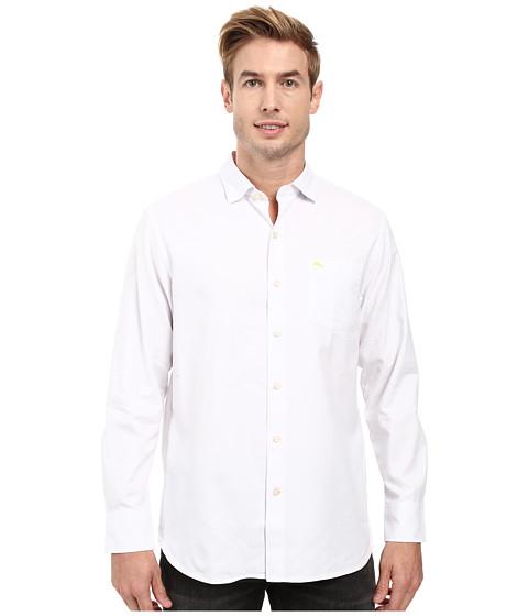 Tommy Bahama Island Twill Shirt - White