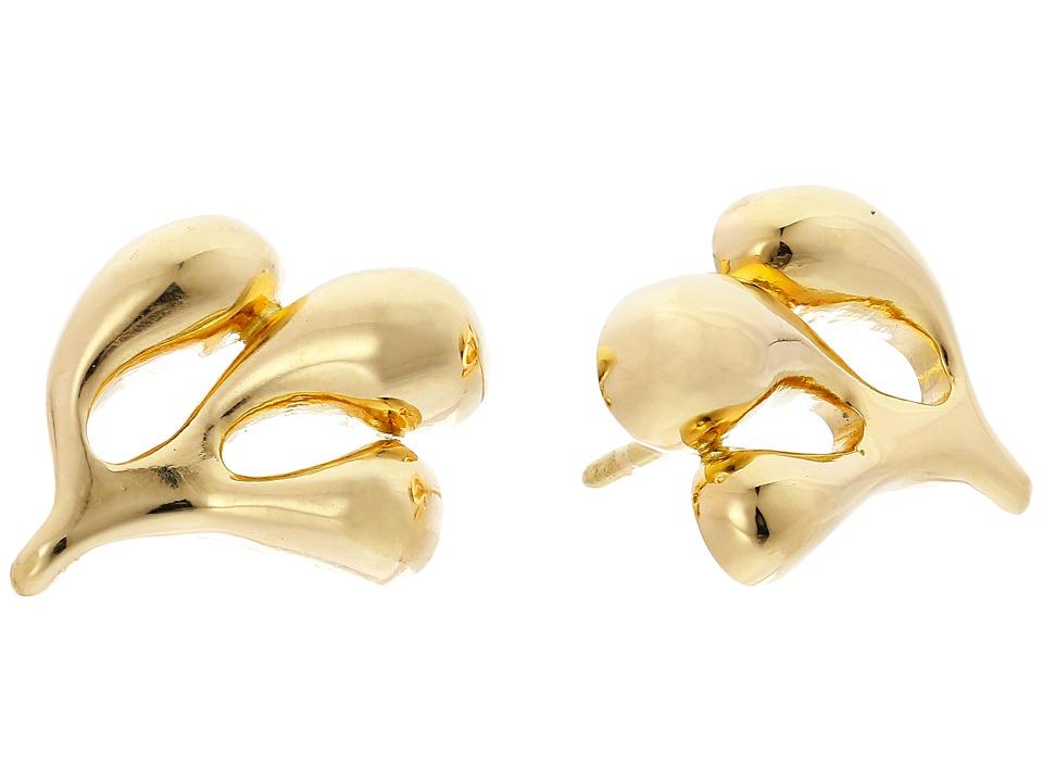 Miseno - Sea Leaf Earrings