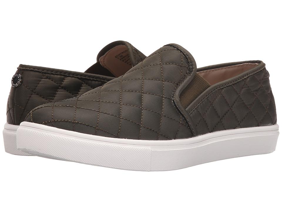 Steve Madden Ecntrcqt Sneaker (Olive) Slip-On Shoes