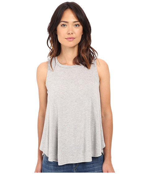 B Collection by Bobeau Isabella Pleat Back Knit Tank Top