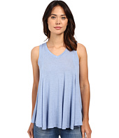 Bobeau - Addilyn Voluminous V-Neck Knit Tank Top