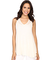 B Collection by Bobeau - Addilyn Voluminous V-Neck Knit Tank Top
