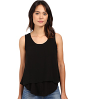 Bobeau - Sydney Double Layer Tank Top