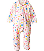Kate Spade New York Kids - Ruffle Footie (Infant)