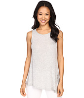 B Collection by Bobeau - Effie Split Asymmetric Knit Tank Top