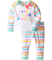 Kate Spade New York Kids - Live Colorfully Two-Piece Set (Infant)