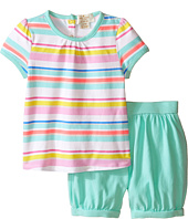 Kate Spade New York Kids - Cape Tee and Shorts Set (Infant)