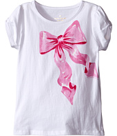 Kate Spade New York Kids - Tromp L'Oeil Bow Tee (Toddler/Little Kids)