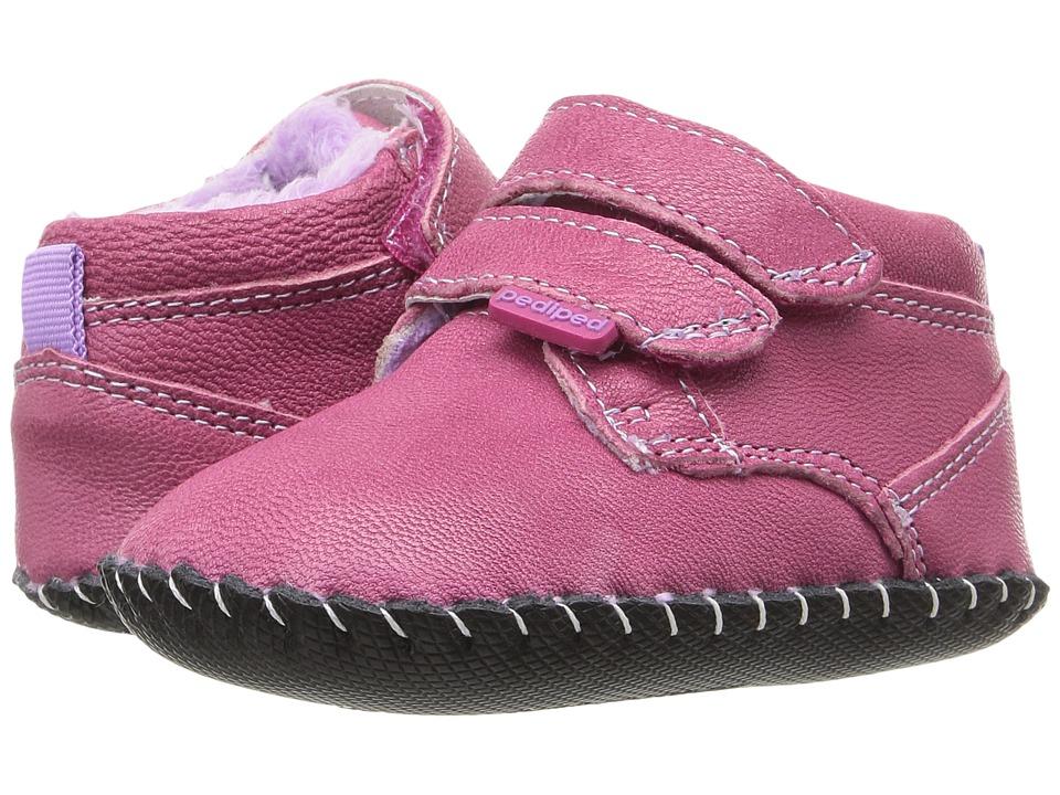 pediped Lionel Originals (Infant) (Fuchsia) Girl's Shoes