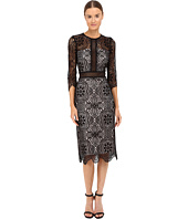 The Kooples - Mix Openwork Lace Dress