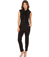 The Kooples - Light Sponge Crepe Jumpsuit