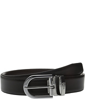 Tumi - Classic Horseshoe Reversible Dress Belt