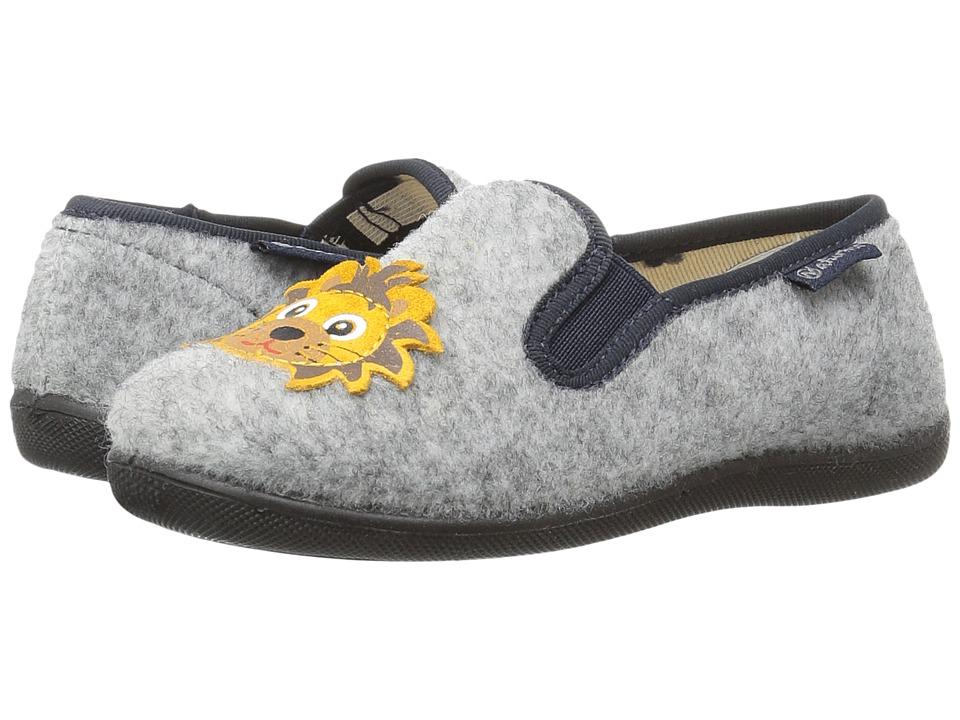 Naturino Nat. 8074 AW16 (Toddler/Little Kid) (Grey 1) Girls Shoes
