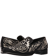 Alexander McQueen - Embroidered Slip-On