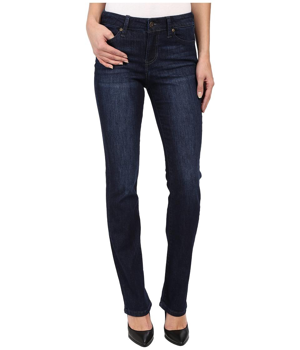 Liverpool - Sadie Straight Leg Jeans in Vintage Super Dark (Vintage Super Dark) Women's Jeans plus size,  plus size fashion plus size appare