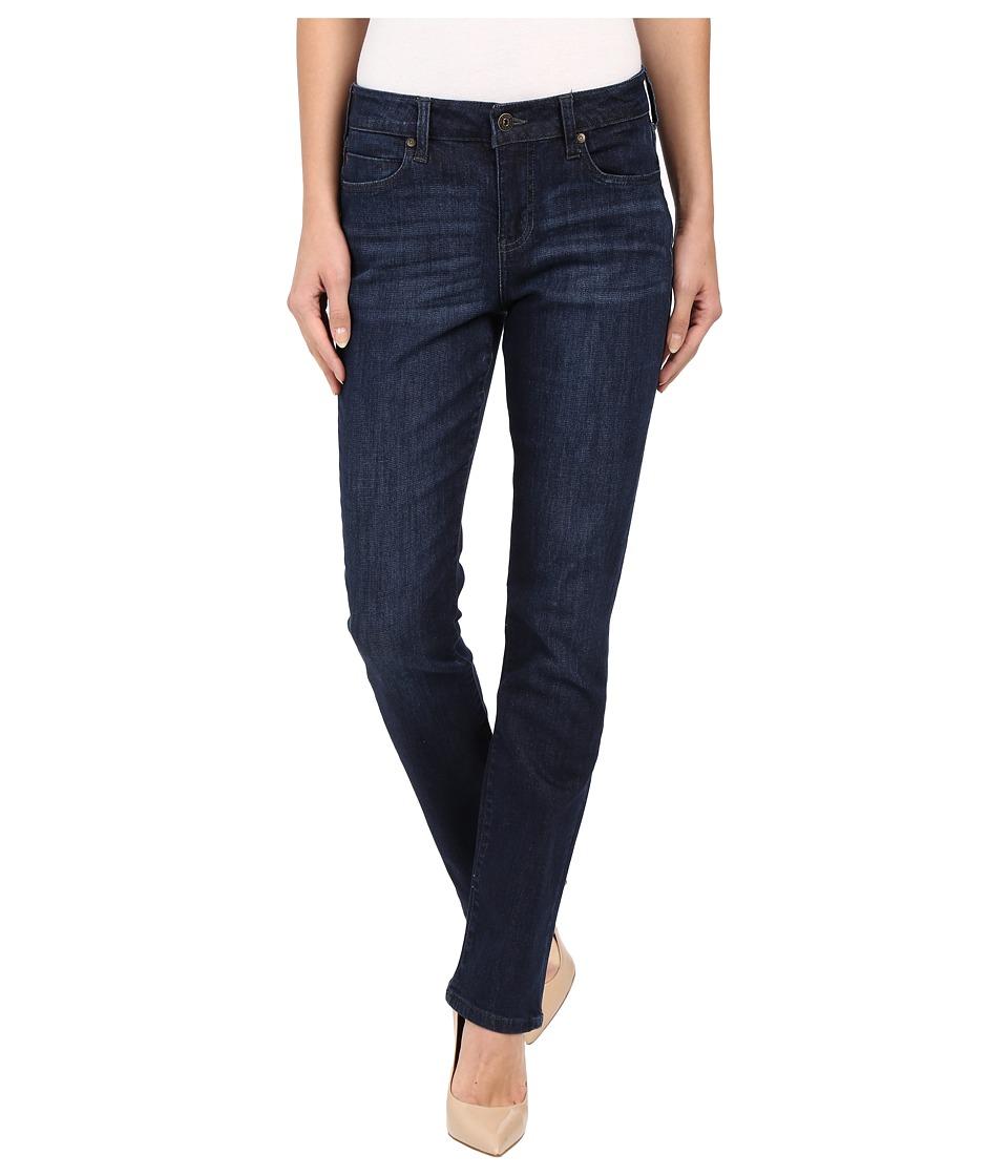 Liverpool Anthem Curvy Sadie Straight Leg Jeans in Vintage Super Dark Vintage Super Dark Womens Jeans