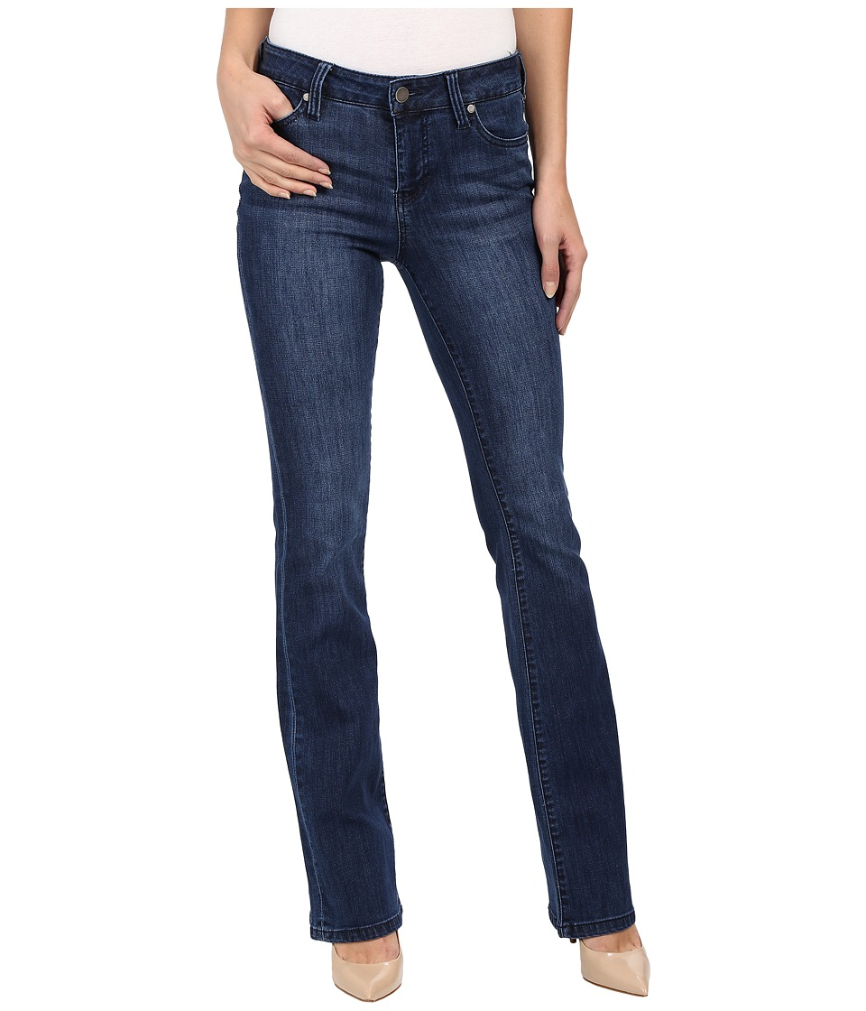 Liverpool - Lucy Bootcut Jeans in Montauk Mid Blue (Montauk Mid Blue) Womens Jeans