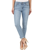 Liverpool - Cami Crop Jeans in Belmont Beach Blue