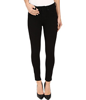 Liverpool - Madonna Ankle Jean Leggings in Black Rinse