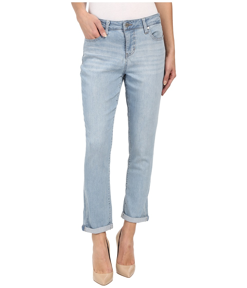 Liverpool Anthem Curvy Cami Crop Jeans in Belmont Beach Blue Belmont Beach Blue Womens Jeans