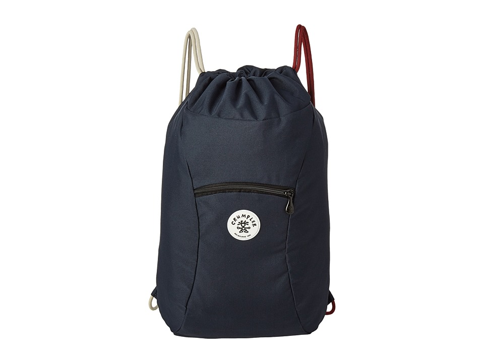 Crumpler - The Squid Everyday Backpack (Midnight Blue) Backpack Bags