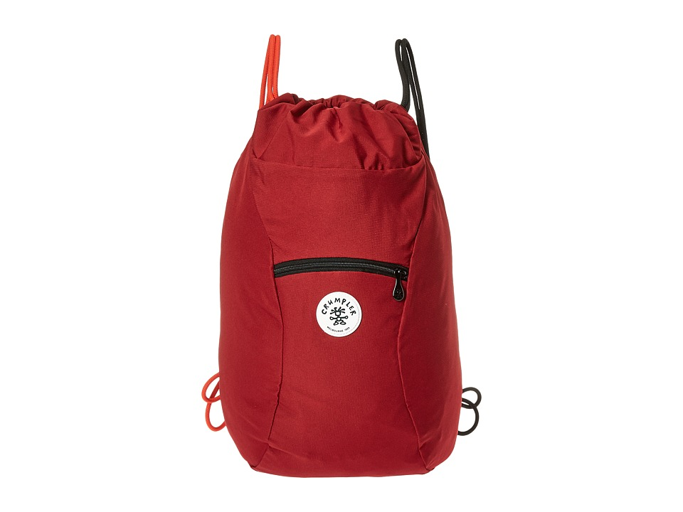 Crumpler - The Squid Everyday Backpack (Claret) Backpack Bags