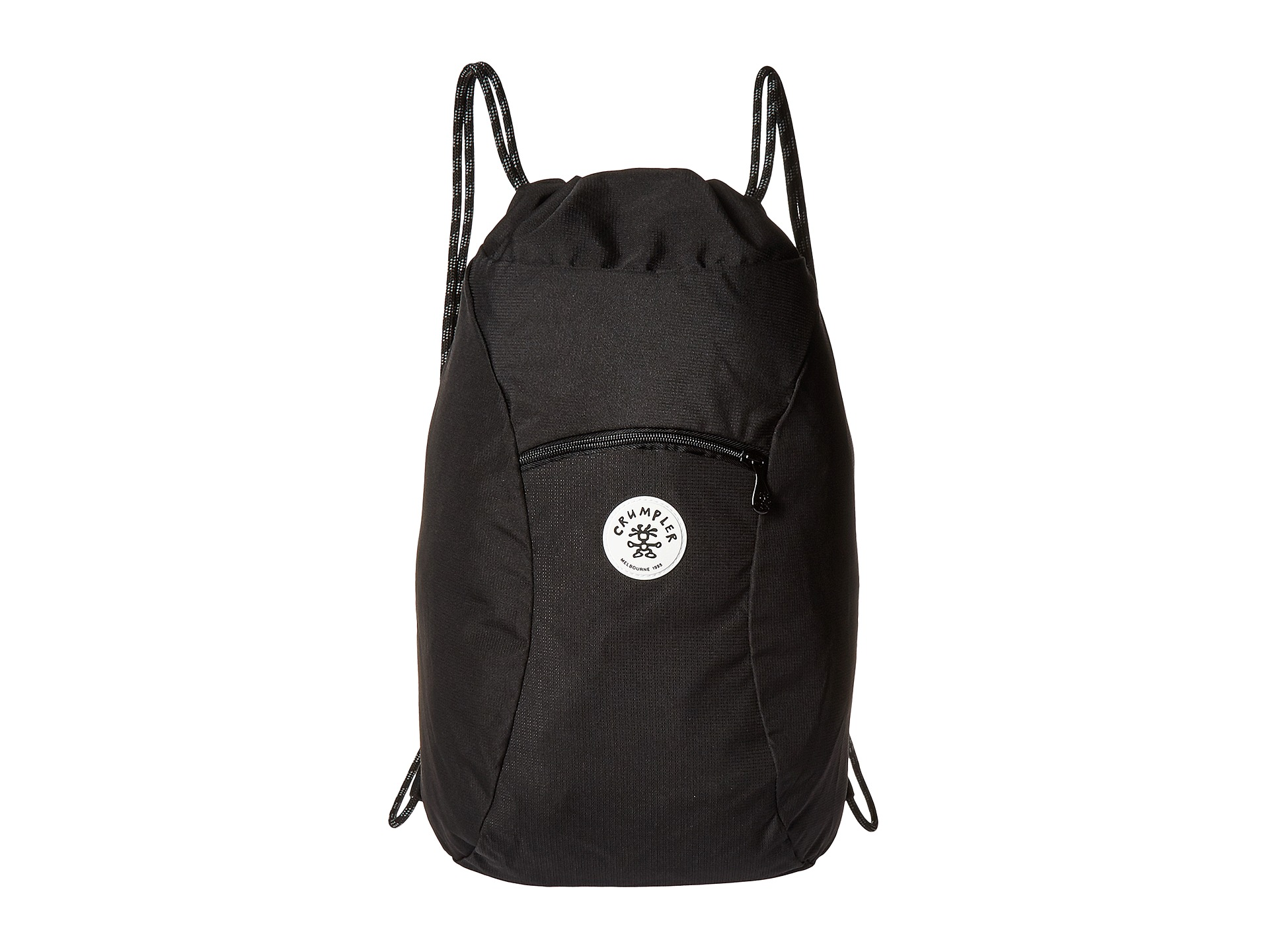 Crumpler The Squid Everyday Backpack Black Zappos Com