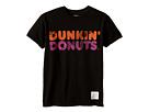 The Original Retro Brand Kids Vintage Cotton Dunkin Donuts Short Sleeve Tee (Little Kids/Big Kids)