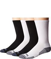 Timberland - Comfort 4-Pack Crew Socks