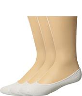 Timberland - Boat Shoe 3-Pack Liner Socks