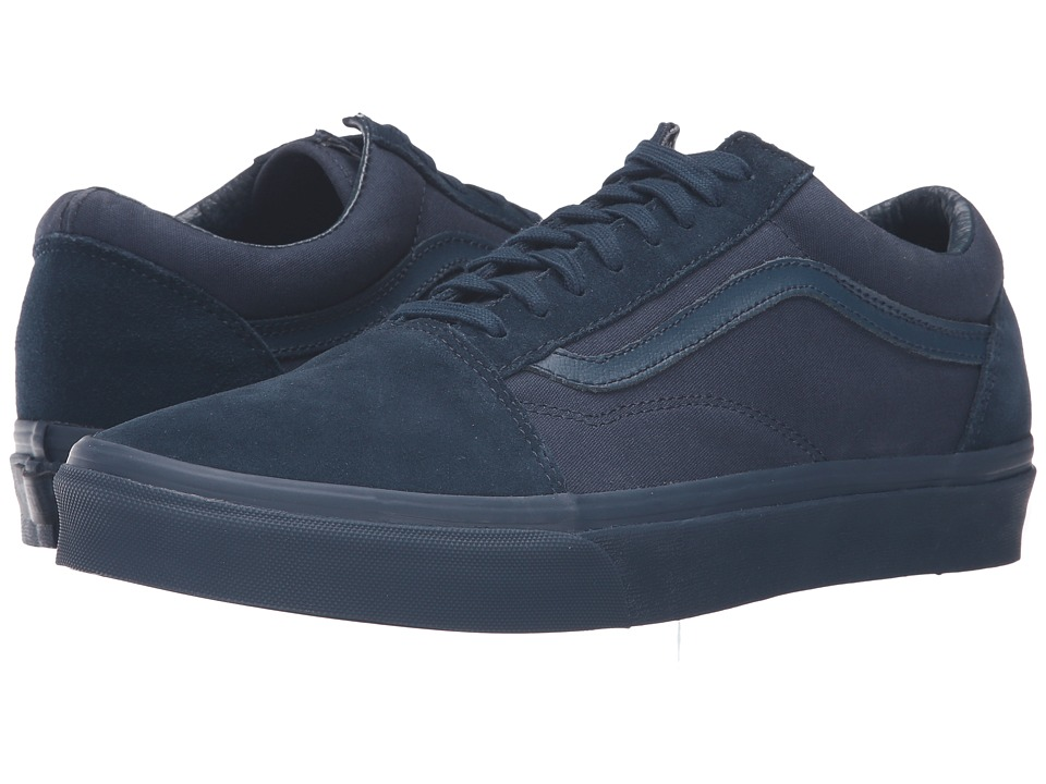 Vans Old Skool ((Mono) Dress Blues) Skate Shoes