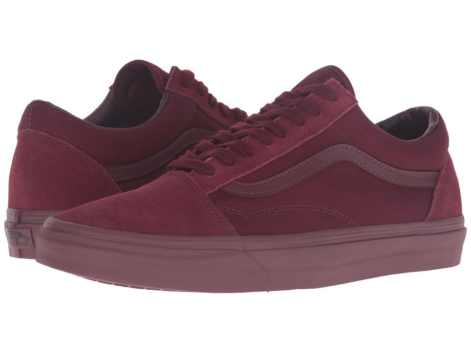 Vans Old Skool ((Mono) Port Royale) Skate Shoes