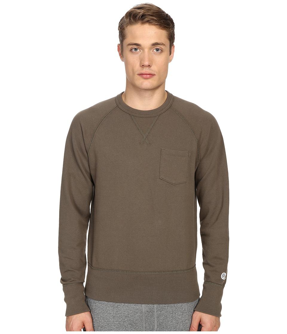 Todd Snyder Champion Pocket Sweatshirt Surplus Mens Sweatshirt