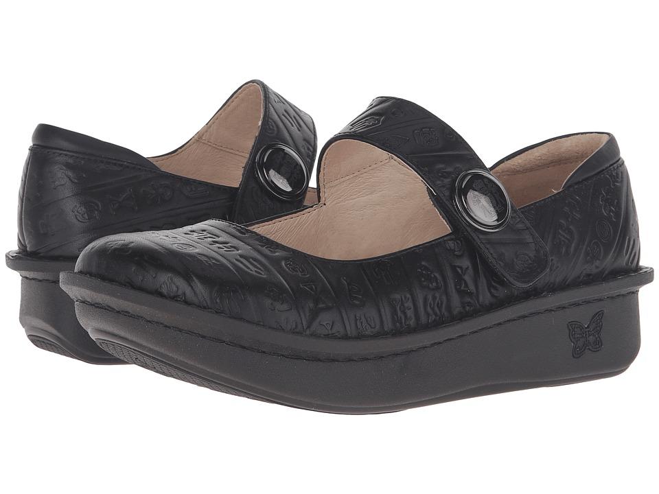 Alegria Paloma (Hieroglyph) Maryjane Shoes