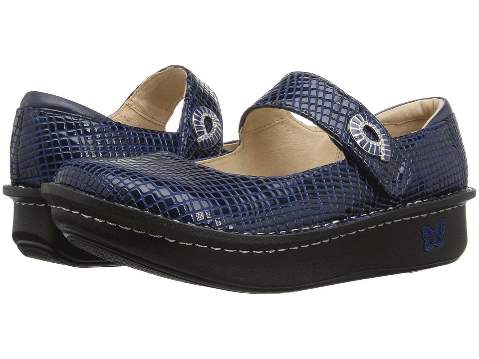 Alegria Paloma (Jazzy Blue) Maryjane Shoes