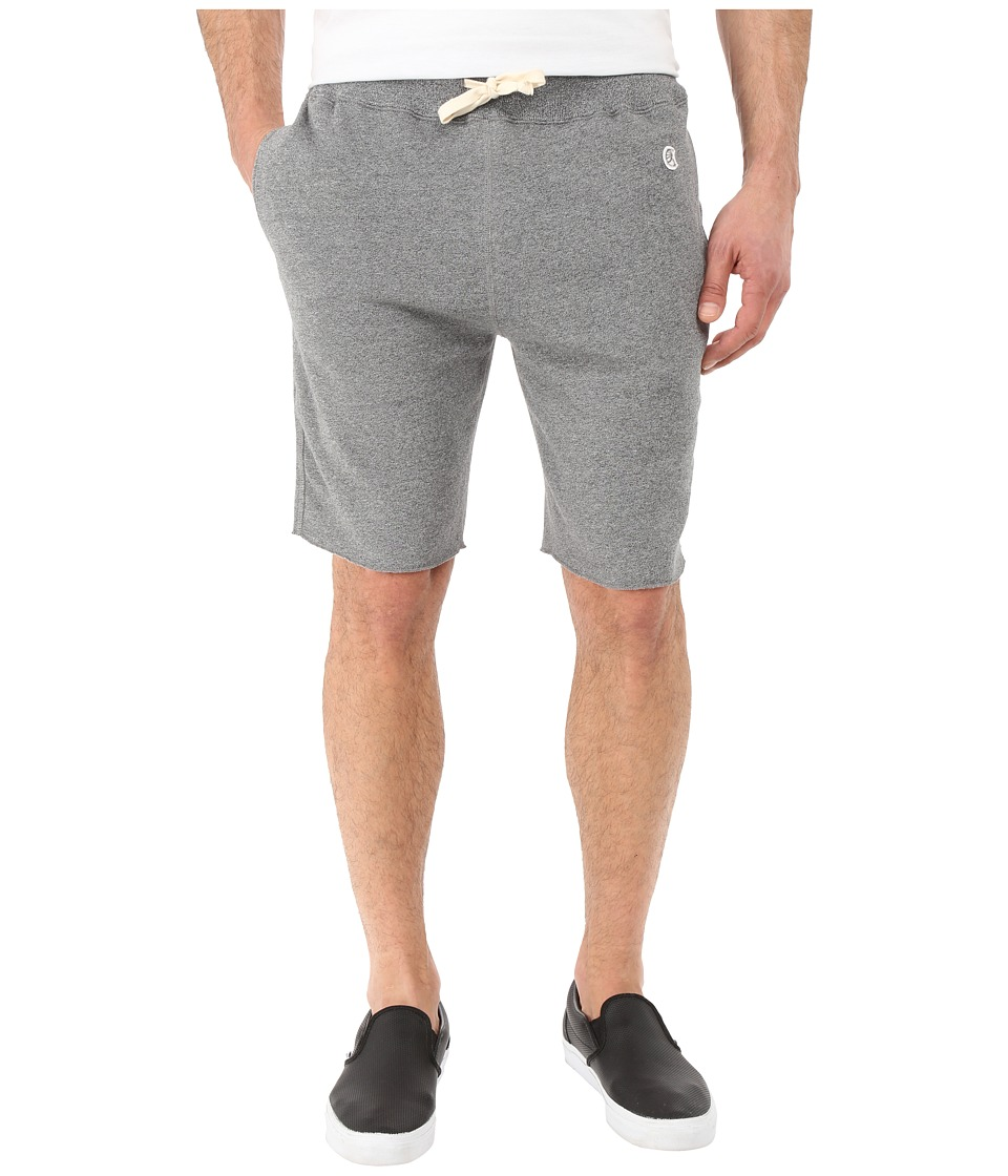 Todd Snyder Champion Cut Off Sweatshorts Salt/Pepper Mens Shorts