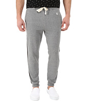 Todd Snyder + Champion - Faux Leather Side-Stripe Sweatpants