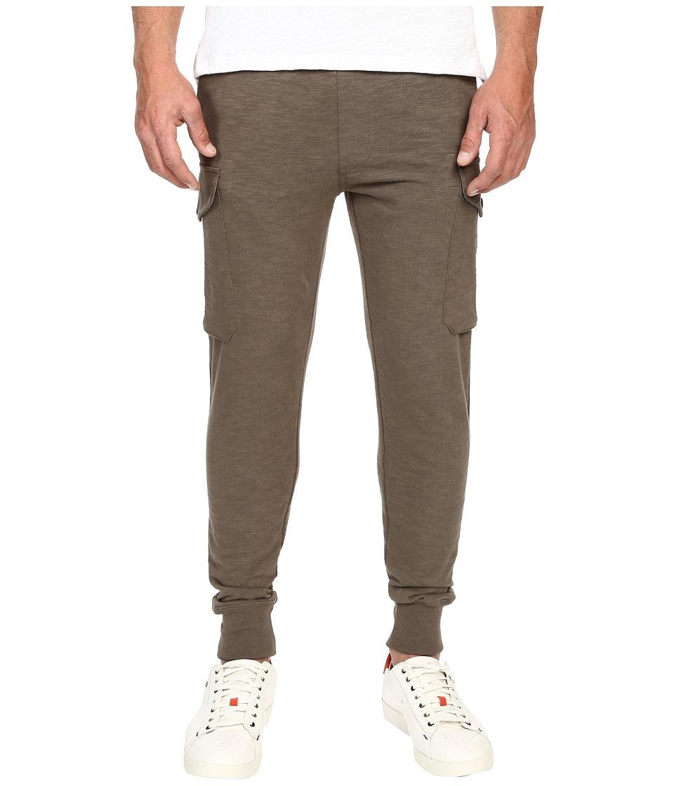Todd Snyder Champion Slim Cargo Sweatpants Surplus Mens Casual Pants