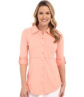 Mod-o-doc - Heavier Slub Jersey Button Front Tunic