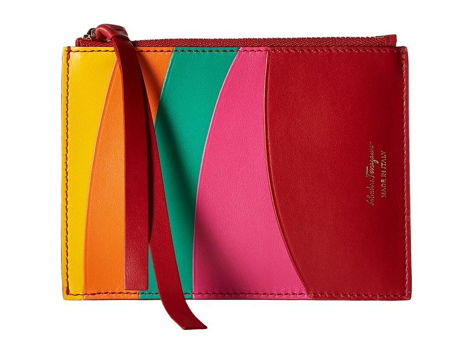 Salvatore Ferragamo - 22C658 (Hot Pink) Handbags