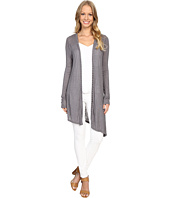 B Collection by Bobeau - Knox Asymmetric Duster Cardigan
