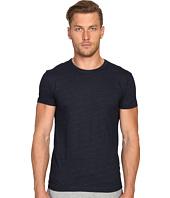 Todd Snyder - Indigo Solid Crew T-Shirt