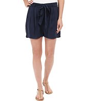 B Collection by Bobeau - Bianca Self Belt Shorts