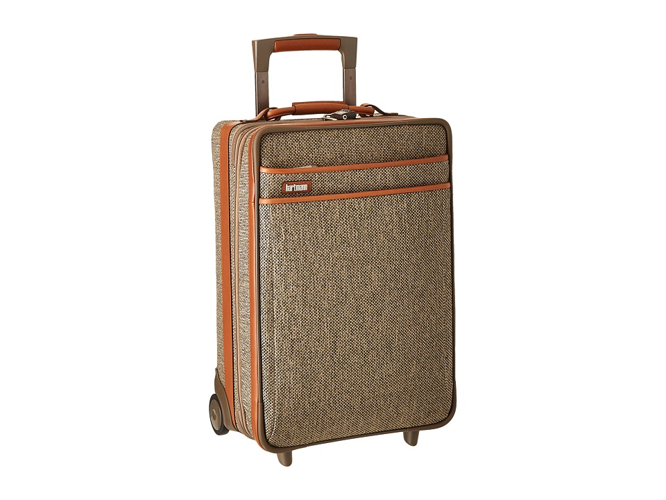 Hartmann - Tweed Collection - Carry-On Expandable Upright (Natural Tweed) Carry on Luggage