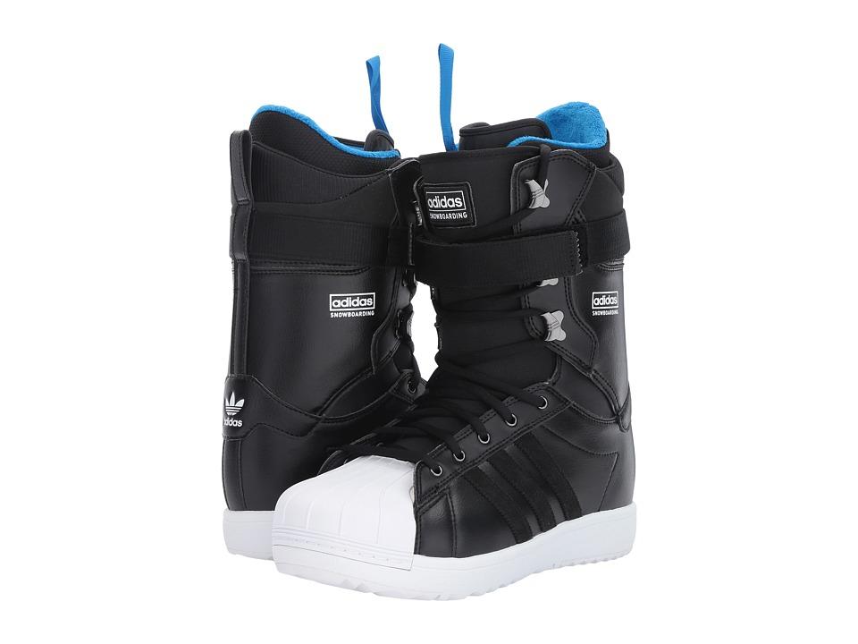 adidas Skateboarding The Superstar (Black/White) Men