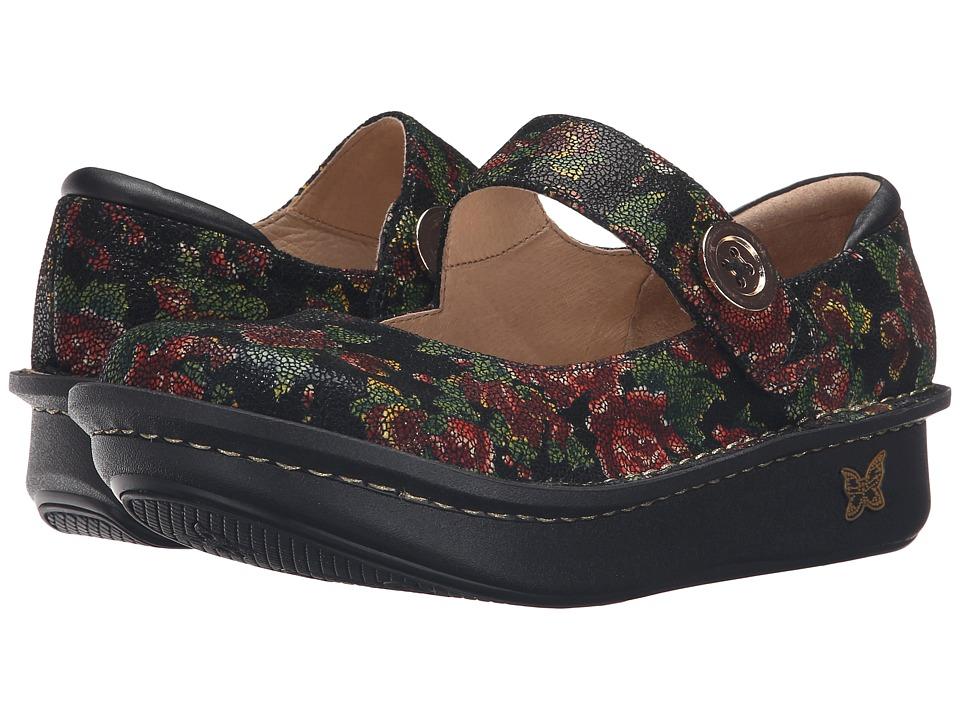 Alegria Paloma (Winter Garden) Maryjane Shoes