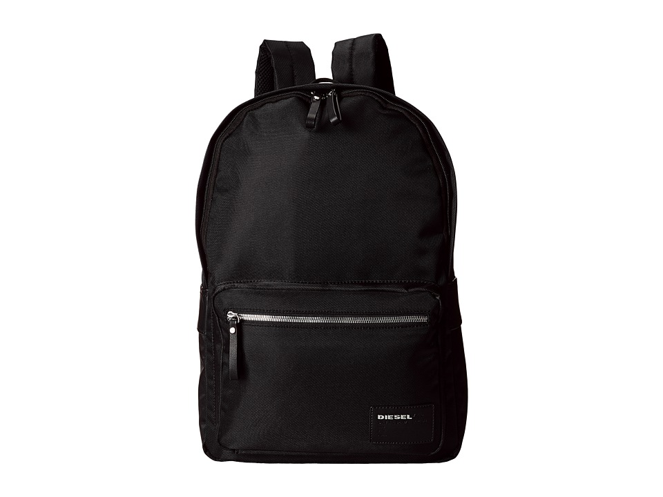 Diesel Beat The Box Drum Roll Backpack Black/Black Backpack Bags