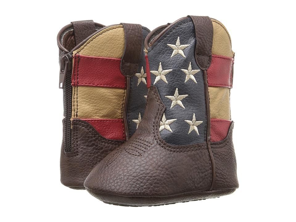 Durango Kids - 5 Flag Western Bootie
