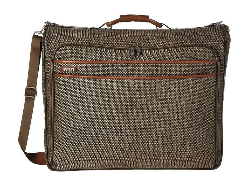 Hartmann Tweed Collection Garment Bag Natural Tweed Luggage