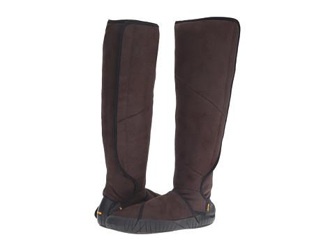 Vibram FiveFingers Furoshiki Shearling Boot - Dark Brown